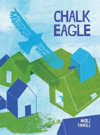 chalk-eagle